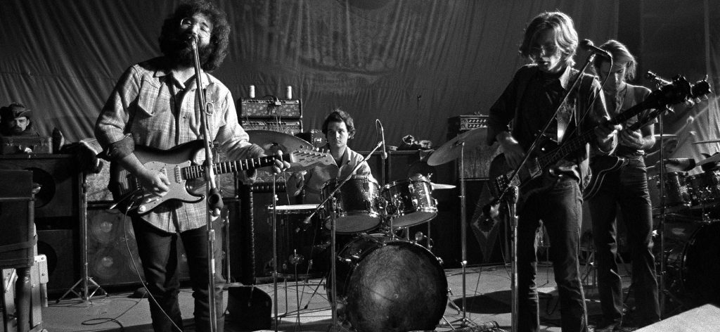 Brokedown palace: when the hippie philosophy was at the top