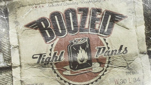 Tight Pants by Boozed