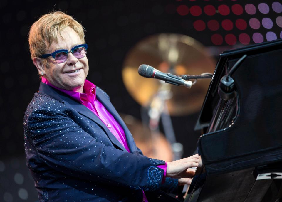 Your Song by Elton John