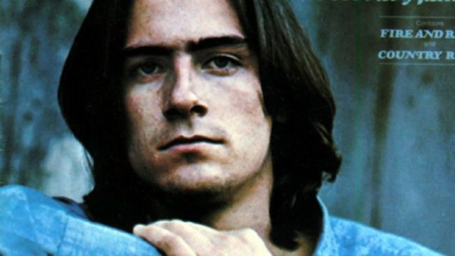 Fire and Rain, James Taylor (Rolling Stone)
