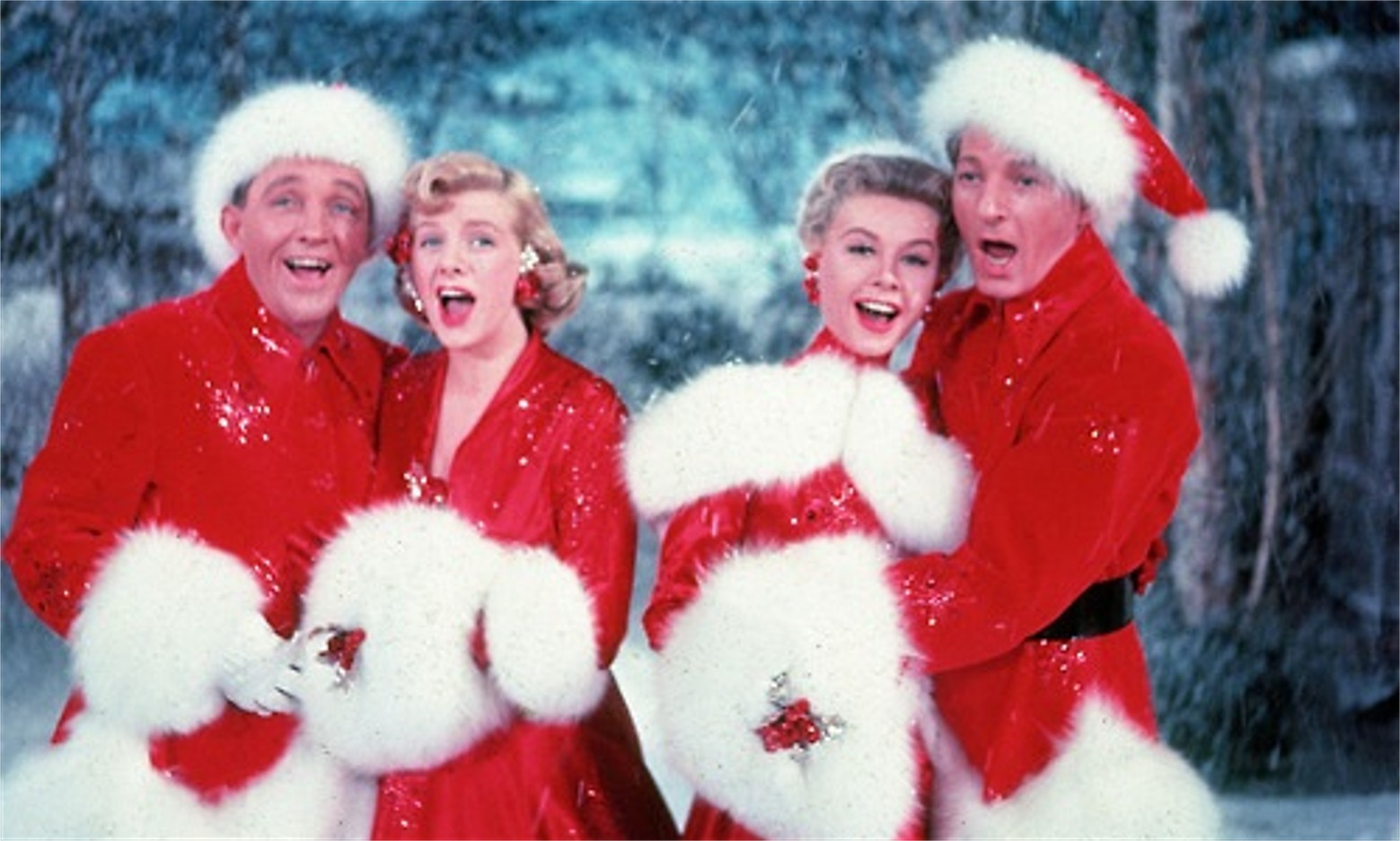 white christmas the most famous christmas song in the world - Red Shoes Christmas Song